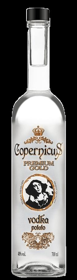 Copernicus Gold Vodka