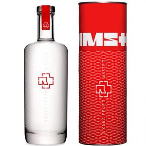 Rammstein Vodka Feuer und Wasser 0,7