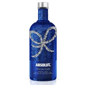 Absolut Sequin Vodka 1 Liter