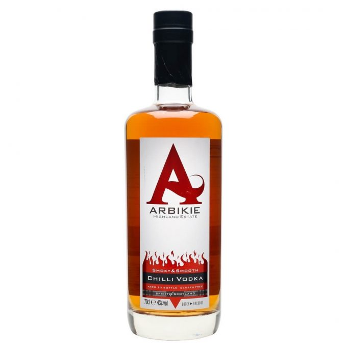 Arbikie Chili Vodka 0,7