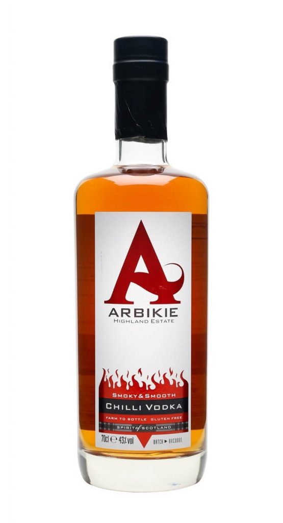 Arbikie Chili Vodka