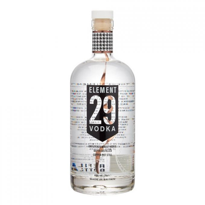 Element 29 Vodka Cobber Edition 0,7