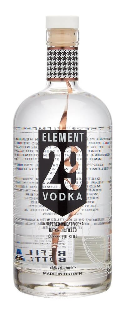 Element 29 Vodka Cobber Edition