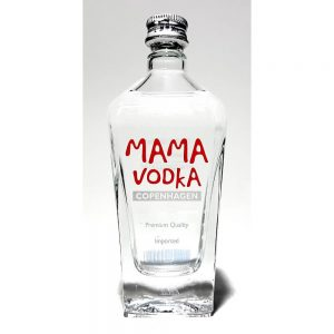 Mama Miniature Vodka 0,1