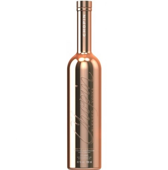 Chopin Blended Vodka Copper Edition
