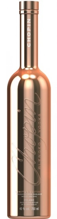 Chopin Blended Vodka Copper