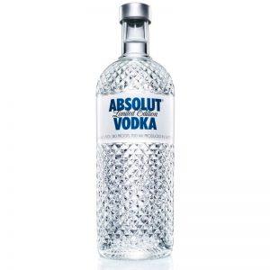 Absolut Glimmer Vodka
