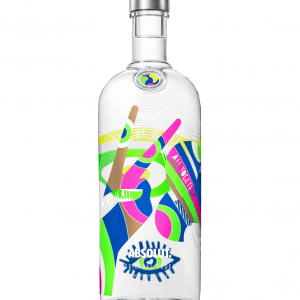 Absolut World Limited Edition