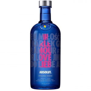 Absolut Love Vodka - Love Edition Vodka