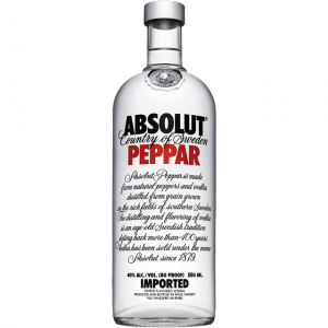 Absolut Peppar Vodka 0,5