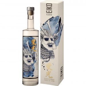 Eiko Vodka i gaveæske