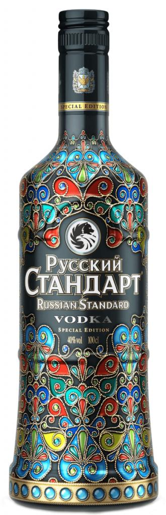 Russian Standard Cloisonne Edition Vodka