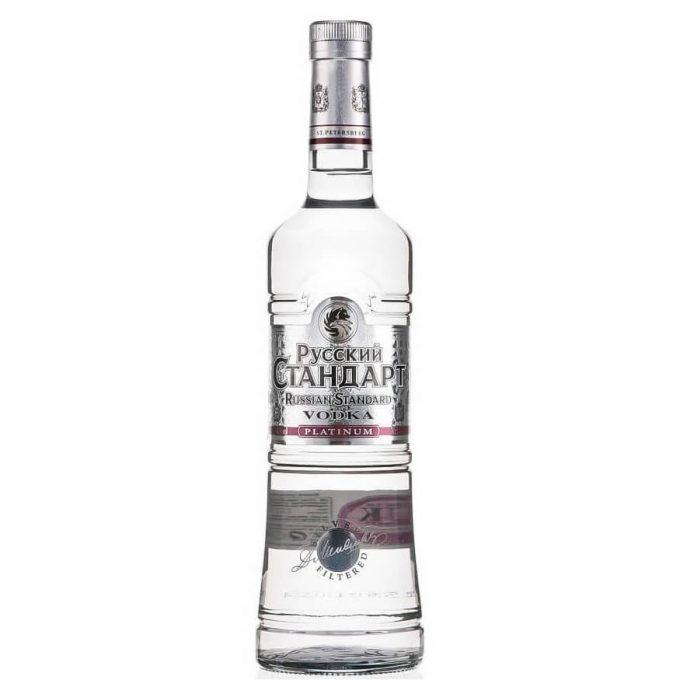 Russian Standard Platinum Vodka 0,7