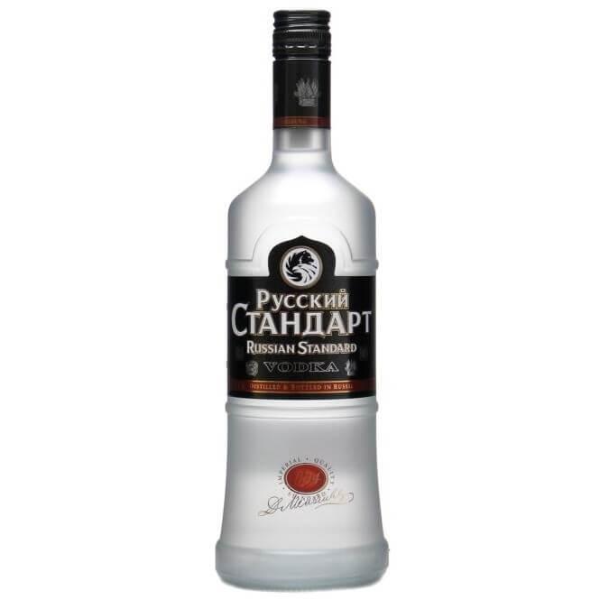Russian standard 0,7 Vodka