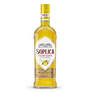 Soplica Lemon & honey - Soplica Cytrynowa