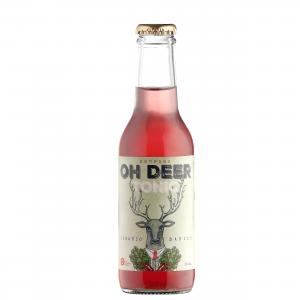 Oh-Deer Rhubarb Tonic Water