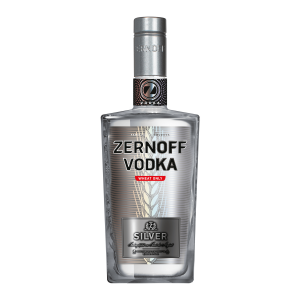Zernoff Vodka Silver