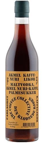 Akmel Nuri Single Batch Kaffelikør