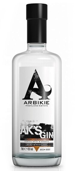 Arbikie AK's Gin 0,7