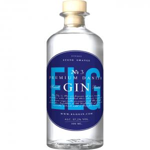 ELG no 3 Gin ELG Navy Strenght