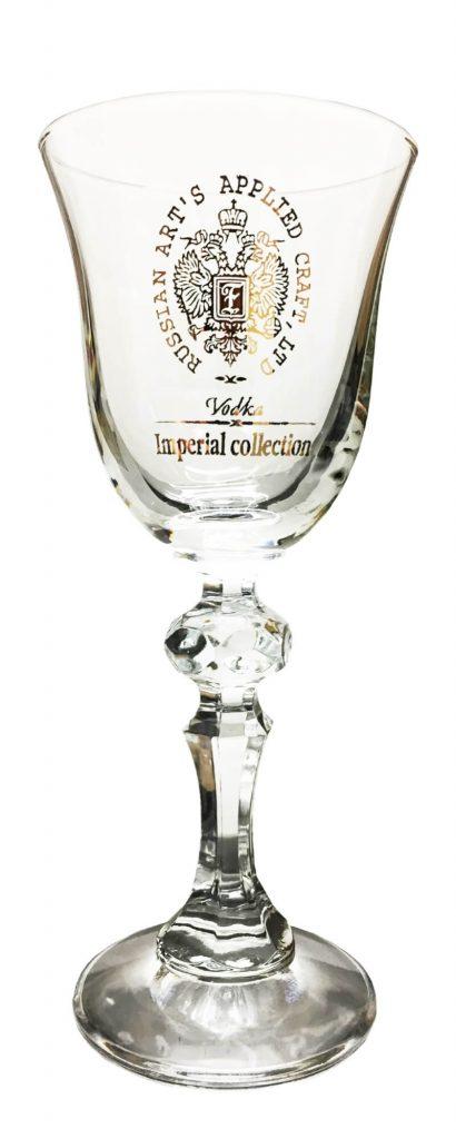 Russisk vodkaglas