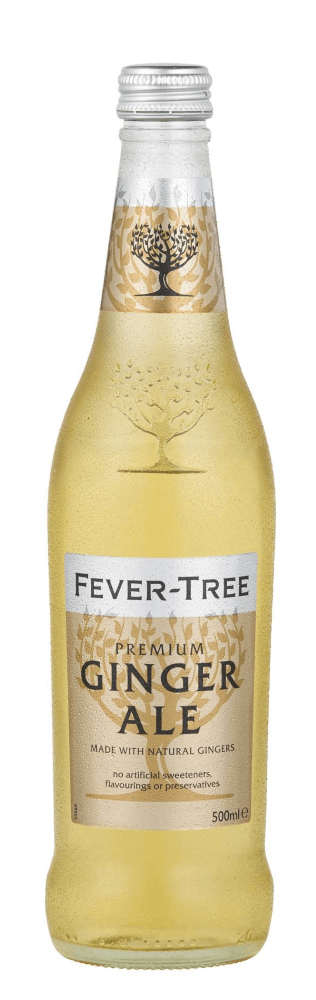 Fever Tree Ginger Ale 0,5
