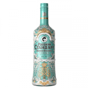 Russian Standard Hermitage Edition Vodka