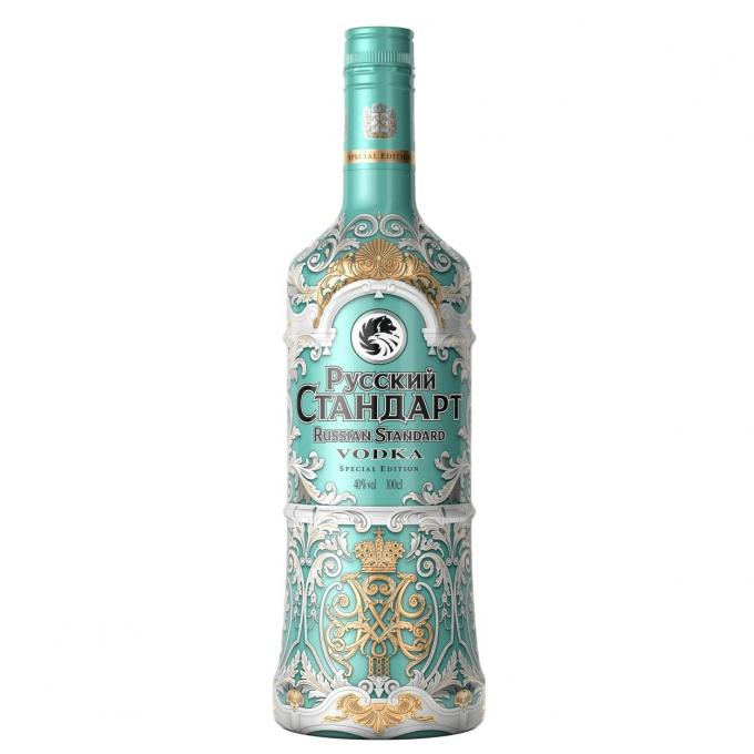 Russian Standard Hermitage Edition Vodka