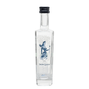 Snow Queen Miniature Vodka New