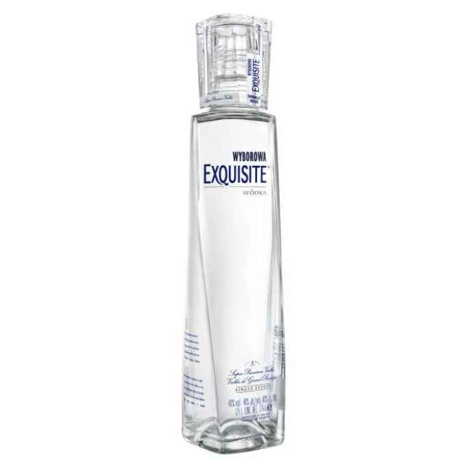 Wyborowa Exquisite Single Estate Magnum Vodka