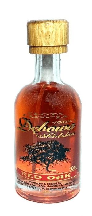 Debowa Red Oak Miniature Vodka 5cl