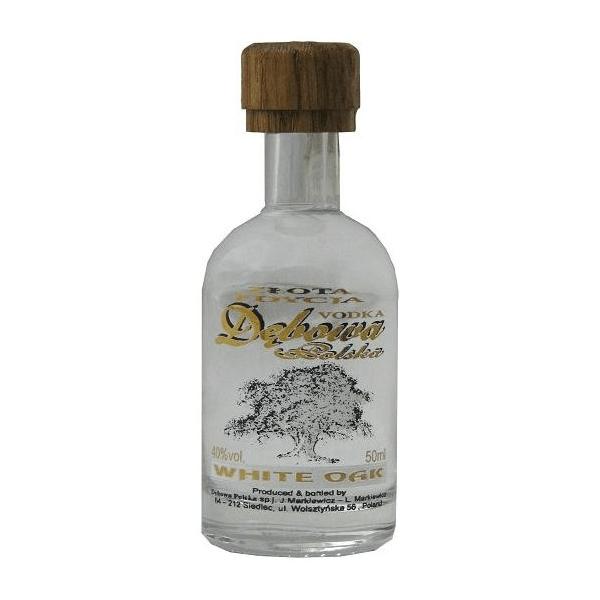 Debowa White Oak Miniature