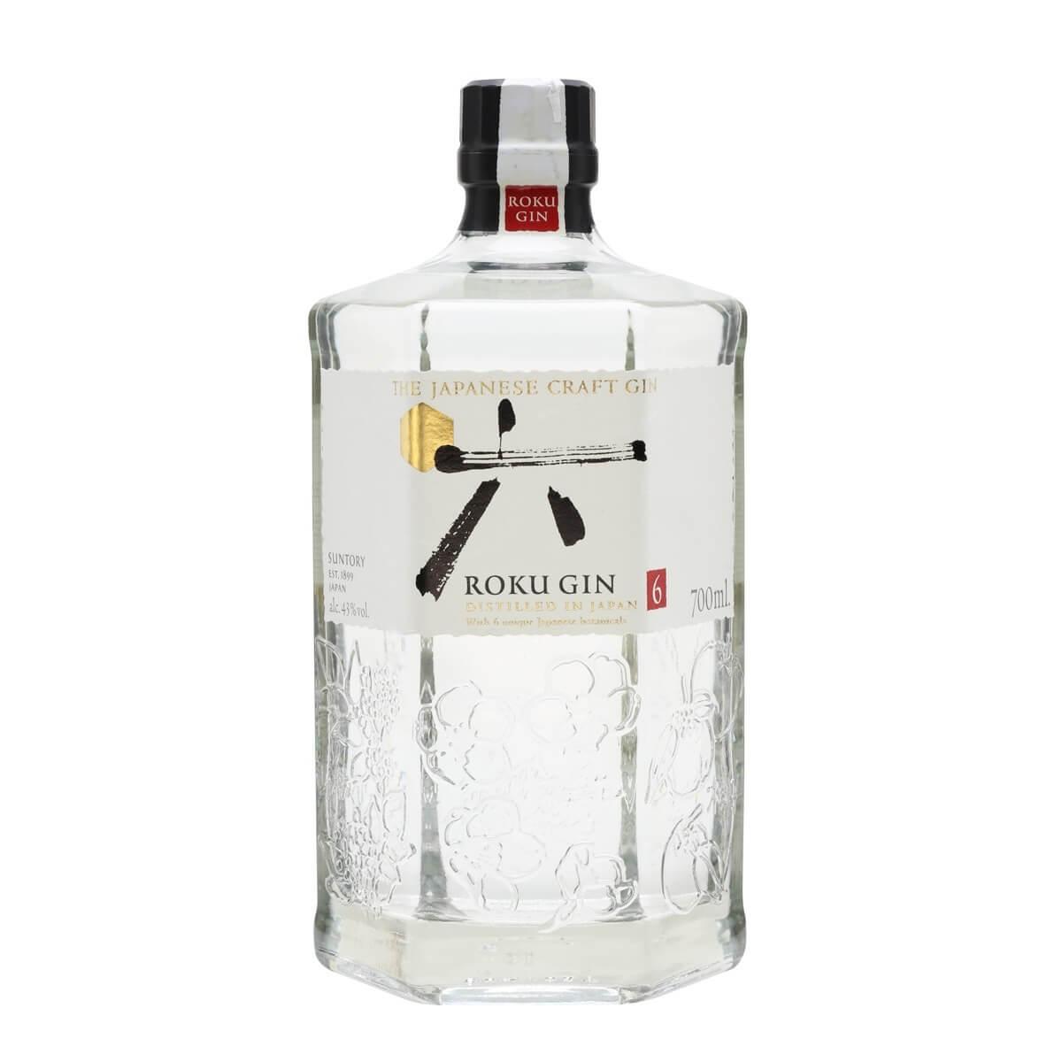 b83ed824e94 Få Roku gin 43% til kun 259,- Luksusgin fra Japan til Danmarks bedste pris