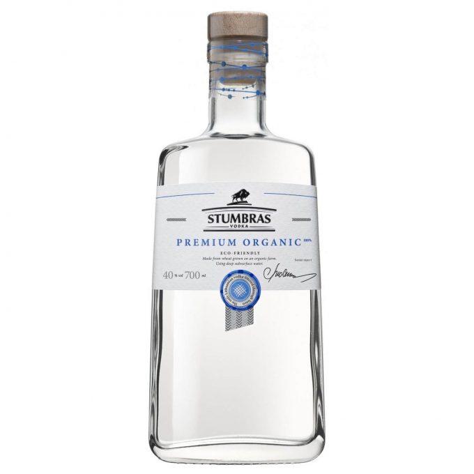 Stumbras Premium Organic Vodka