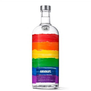 Absolut Rainbow Vodka