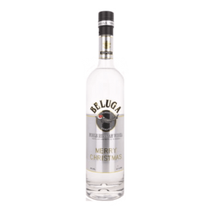 Beluga Merry Christmas Vodka
