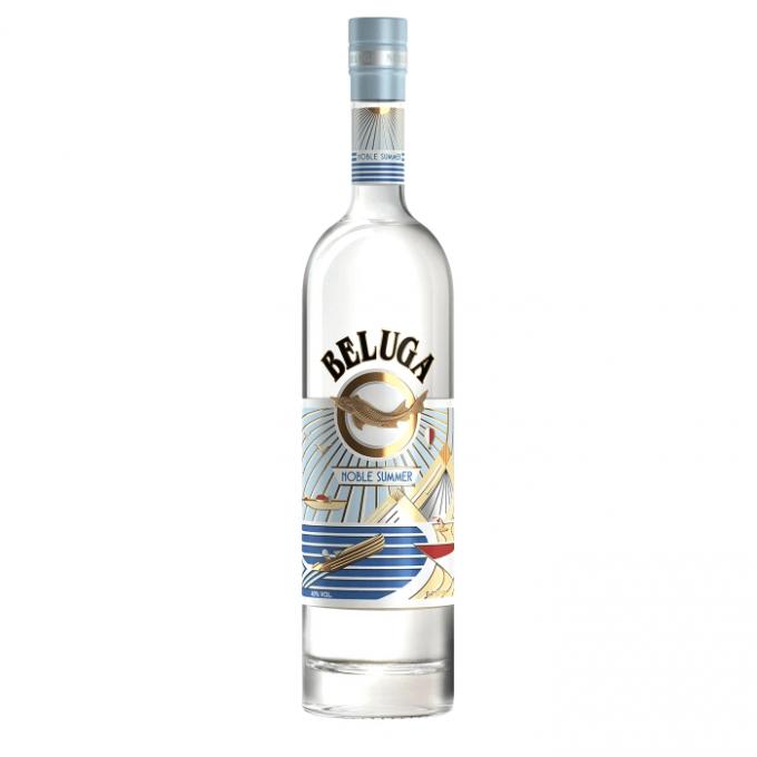 Beluga Noble Summer Edition Vodka