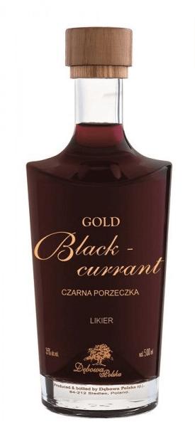 Debowa Czarna Porzecka - Solbær Vodka