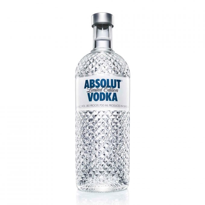 Absolut Glimmer Edition Vodka 0,7