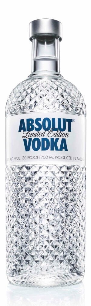 Absolut Glimmer Edition Vodka 0,7 Liter