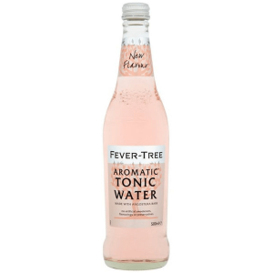Fever Tree Aromatic Tonic Water 0,5 Liter
