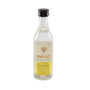 JJ Whitley Elderflower Miniature Gin