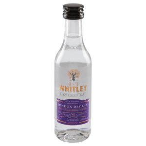 JJ Whitley Gin Miniature