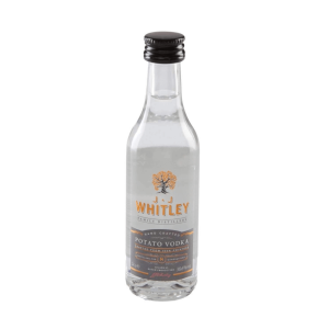 JJ Whitley Potato Miniature Vodka