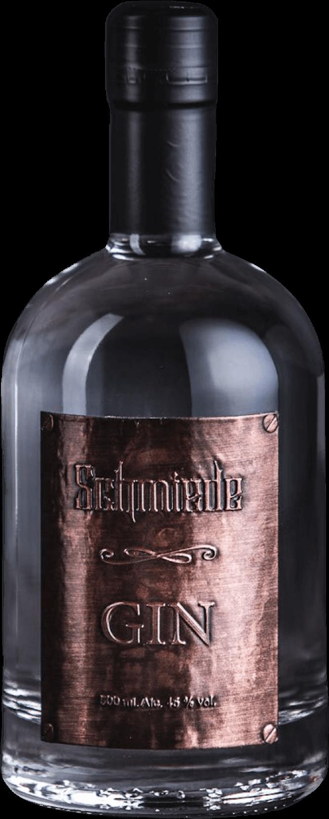Schmiede Gin - Der Steilste Gin