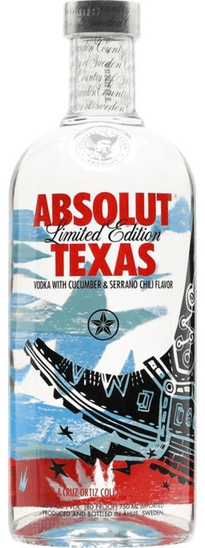 Absolut Texas Edition
