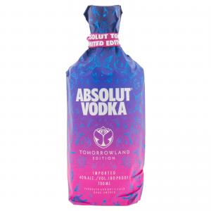 Absolut Tomorrowland Edition Vodka