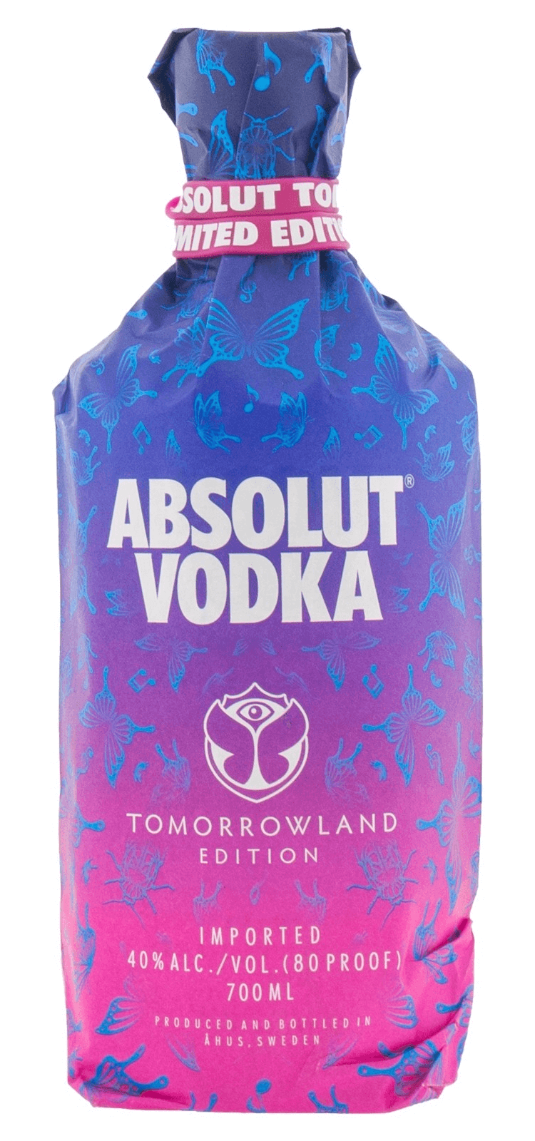 Absolut Tomorrowland Vodka