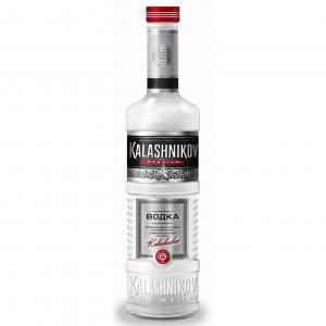 Kalashnikov Premium Vodka Silver