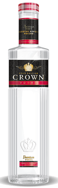 Russian Crown Gold Premium